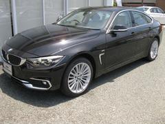 BMW420iグランクーペLXアダプティブLEDアイボリーレザーS