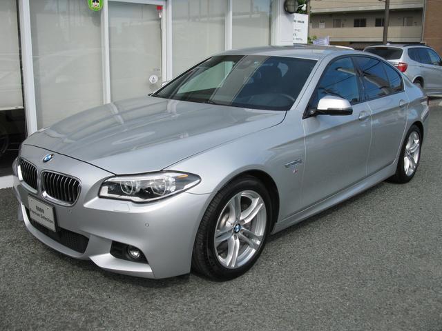 BMW 528iMスポ最長4年保証ソフトクローズアダプティブLED