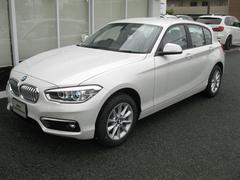 BMW118dスタイル最長4年保証パーキングサポートP新車保証残有
