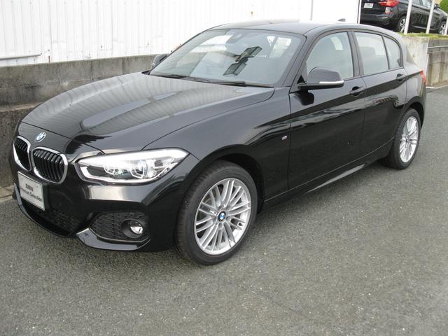 BMW 118dMスポ最長4年保証パーキングサポートP純LED禁煙車