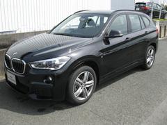 BMW X1xDrive18dMスポ 最長4年保証 コンフォートアクセス