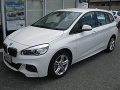 BMW218dグランツアラーMスポコンフォートPシートヒーター