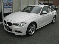 BMW320dMスポーツコンフォートアクセスパドルシフト社外地デジ