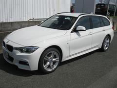 BMW320dツーリングMスポ最長4年保証電動黒スポーツレザーS