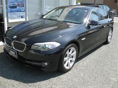 BMW528i直列6気筒エンジ純OP電動ベージュレザーシート禁煙車