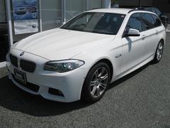 BMW528iMスポ電動リアゲートソフトクローズセイフティP禁煙車