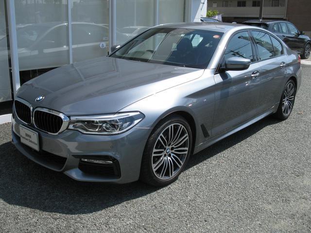BMW 523dMスポハイラインP最長4年保証アダプティブLED