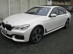BMW740iMスポ最長4年保証アラウンドビューレーンチェンジ警告