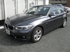 BMW118dスポーツ最長4年保証パーキングP禁煙車