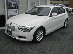 BMW116iスタイル社外ナビキセノンライト社外リアカメラ禁煙車
