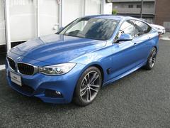 BMW335iグランツーリスモMスポ電動黒スポーツレザーS純ETC