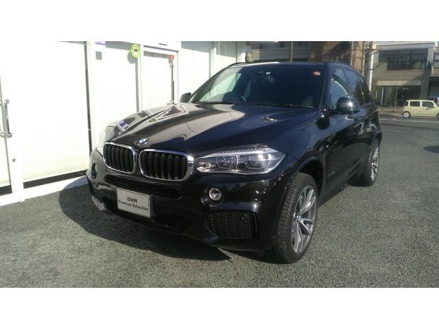 BMW xDrive 35d Mスポーツ アダプティブLED