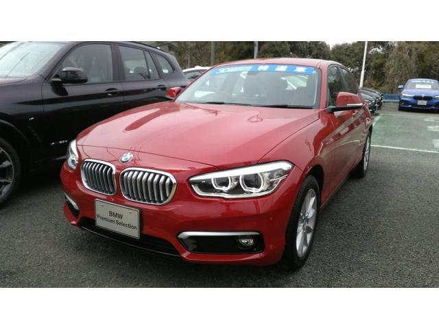 BMW 118d スタイル バックカメラ ナビ・ETC LEDライト