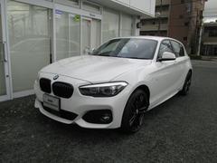 BMW118d Mスポーツ エディションシャドー