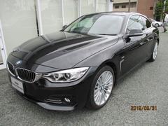 BMW420iクーペ ラグジュアリー ACC サドルブラウンレザー