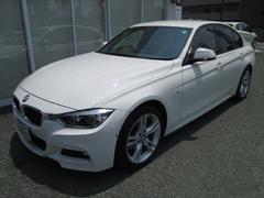BMW320d Mスポーツ トップビューカメラ 社外TV