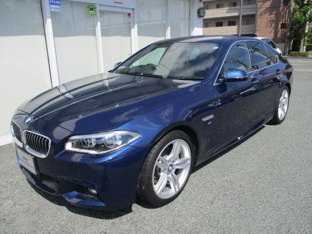 BMW 523dBARON オートマチックテールゲート非装着