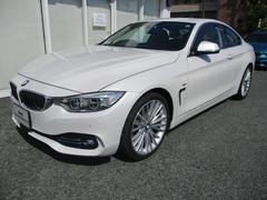 BMW435iクーペ ラグジュアリー ACC 直列6気筒エンジン