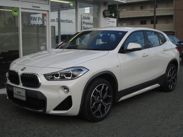 BMW sDrive 18i MスポーツX コンフォートP