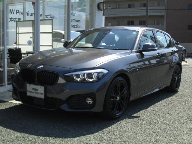BMW 118dエディションシャドー アップグレードP