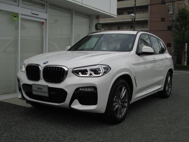 BMW 20d Mスポーツ ハイラインP ブラックレザー