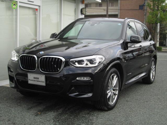BMW xDrive 20d Mスポーツ イノベーションP ACC