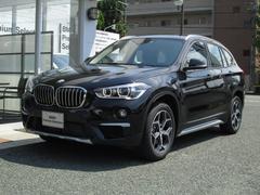 BMW X1xDrive 18d xラインACC HUD 電動リアゲート