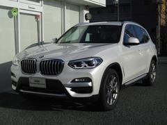 BMW X3xDrive 20d Xライン ACC HUD トップビュー