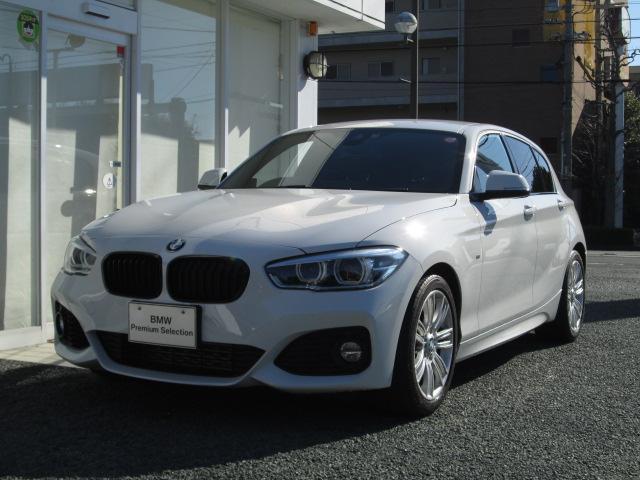 BMW 118i Mスポーツ バックカメラ ETCナビ