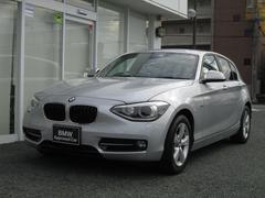 BMW116i スポーツ 純正ナビ ETC