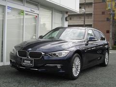 BMW320dツーリング ラグジュアリー ACC 社外TVチューナ
