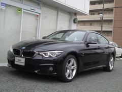 BMW420iグランクーペMスポーツ ACC アルカンタラシート
