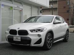 BMW X2xDrive18dMスポーツX 電動テールゲート