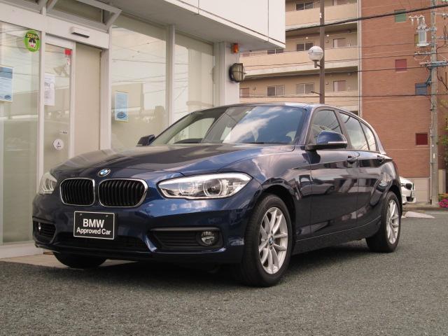 BMW 118i ナビ ETC バックカメラセンサー
