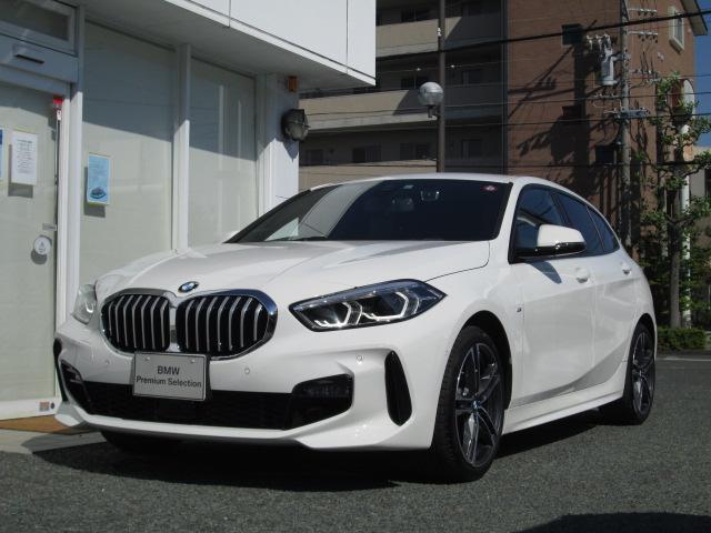 BMW 118iMスポーツ ナビP コンフォートP ワンオーナー