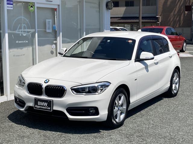 BMW 1シリーズ 118d スポーツ コンフォートパッケージ ワンオーナー 社外TV ドライブレコーダー