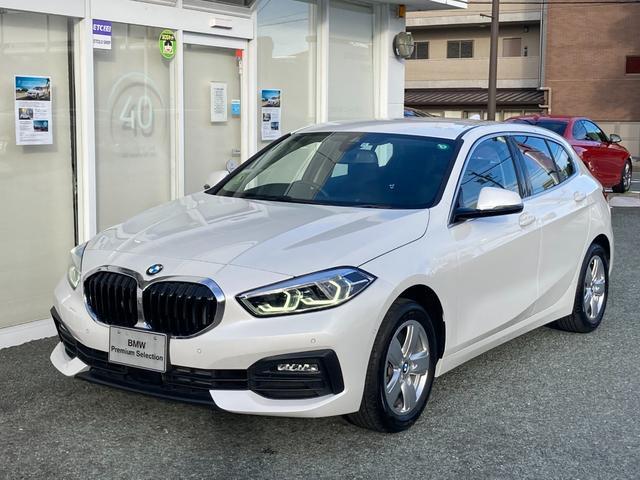 BMW 1シリーズ 118d プレイ エディションジョイ+ 弊社デモカー ナビゲーションパッケージ コンフォートパッケージ ストレージパッケージ 電動テールゲート 運転席電動シート ACC アンビエントライト コンフォートアクセス