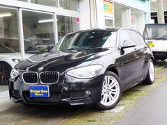 BMW116i Mスポーツ インテリジェントセーフティ 追突警告