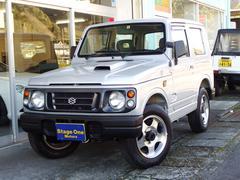 ジムニーXS ワンオーナー ターボ 4WD 5速MT 純16AW