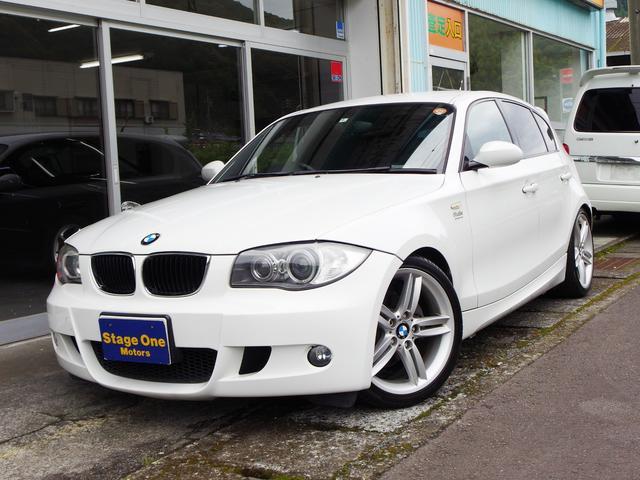 BMW 116i Mスポーツパッケージ 外HDDナビ フルセグTV