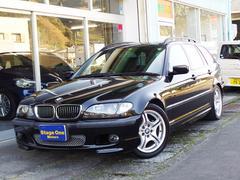 BMW325iツーリング Mスポーツパッケージ 純正アルミ HID