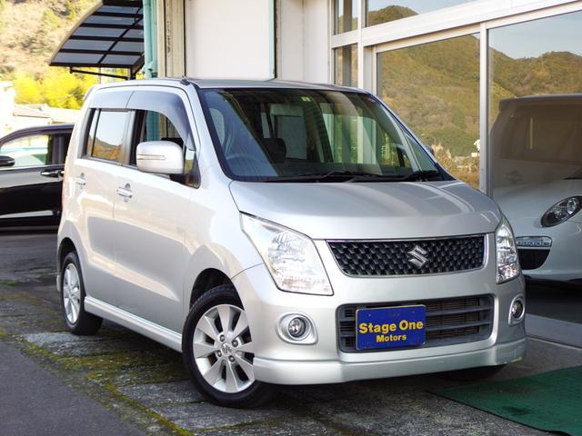「スズキ」「ワゴンR」「コンパクトカー」「静岡県」の中古車