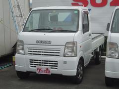 キャリイトラックKC 5速MT 4WD エアコン パワステ