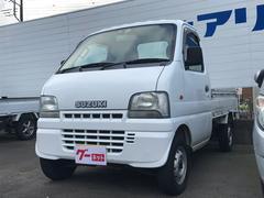 キャリイトラックKU 4WD 5MT エアコン