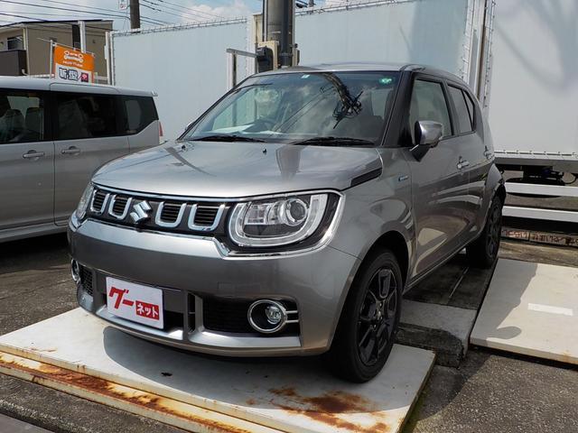 「スズキ」「イグニス」「SUV・クロカン」「静岡県」の中古車