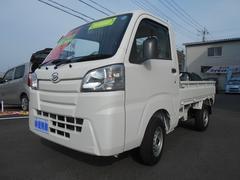 ハイゼットトラックスタンダード 未使用車 4WD 4AT エアコン パワステ