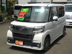 タントカスタムX トップエディションSAII ナビ TV カメラ