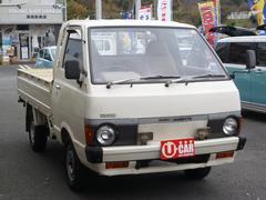 バネットトラックサニーバネット スーパーロー ワンオーナー 2WD 5MT
