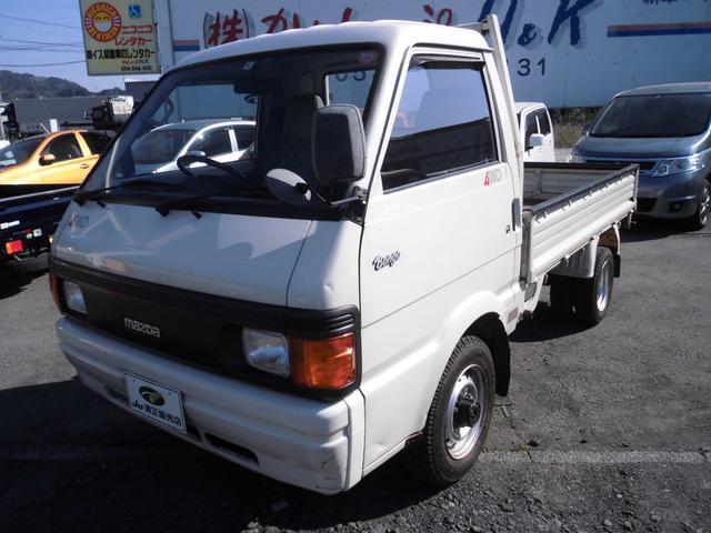 ボンゴトラック(マツダ) ワイドローDX 中古車画像