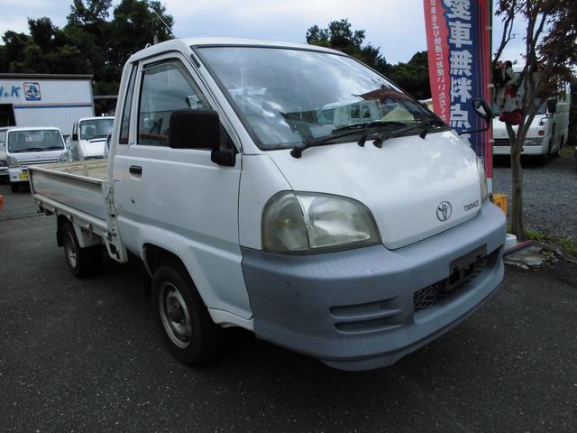 トヨタ SシングルジャストローDX ガソリン オートマ パワステ エアコン 保証付き